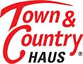 Logo Hausbau Unternehmen Town & Country